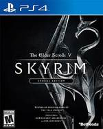 The Elder Scrolls V: Skyrim Special Edition for PlayStation 4