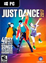 Just Dance 2017 for PC