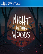 Night in the Woods for PlayStation 4