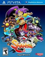 Shantae: Half-Genie Hero for PS Vita