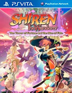 Shiren the Wanderer: The Tower of Fortune and the Dice of Fate for PS Vita