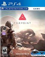 Farpoint for PlayStation 4