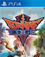 Strikers Edge for PlayStation 4