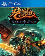 Battle Chasers: Nightwar for PlayStation 4