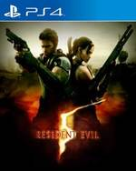 Resident Evil 5 for PlayStation 4