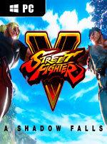 Street Fighter V: A Shadow Falls