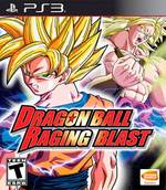 Dragon Ball: Raging Blast for PlayStation 3