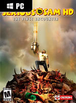 Serious Sam HD: The First Encounter for PC