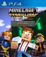 Minecraft: Story Mode - Episode 7: Access Denied for PlayStation 4