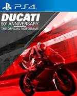 DUCATI - 90th Anniversary for PlayStation 4