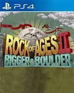 Rock of Ages II: Bigger and Boulder for PlayStation 4