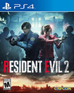 Resident Evil 2 for PlayStation 4