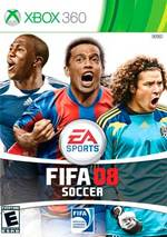 FIFA Soccer 08 for Xbox 360