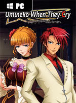 Umineko When They Cry for PC