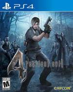 Resident Evil 4 for PlayStation 4