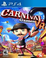 Carnival Games VR for PlayStation 4