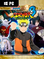 Naruto Shippuden: Ultimate Ninja Storm 3 Full Burst for PC