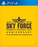 Sky Force Anniversary for PlayStation 4