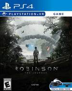 Robinson: The Journey for PlayStation 4