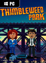 Thimbleweed Park for PC