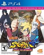 Naruto Shippuden: Ultimate Ninja Storm 4 - Road to Boruto for PlayStation 4
