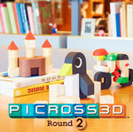 Picross 3D: Round 2 for Nintendo 3DS