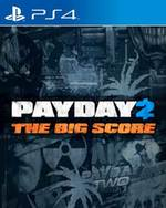 Payday 2: The Big Score for PlayStation 4