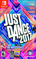 Just Dance 2017 for Nintendo Switch