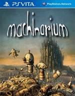 Machinarium for PS Vita