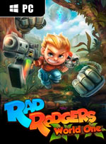 Rad Rodgers: World One for PC