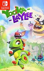 Yooka-Laylee for Nintendo Switch