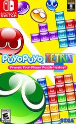Puyo Puyo Tetris for Nintendo Switch