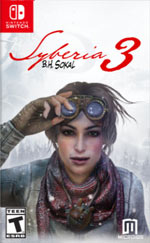 Syberia 3 for Nintendo Switch