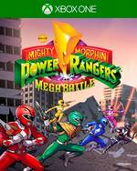 Saban's Mighty Morphin Power Rangers: Mega Battle for Xbox One