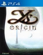 Ys Origin for PlayStation 4