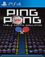 VR Ping Pong for PlayStation 4
