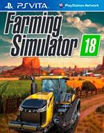 Farming Simulator 18 for PS Vita