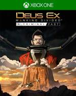 Deus Ex: Mankind Divided - A Criminal Past for Xbox One