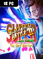 Super Blackjack Battle 2 Turbo Edition - The Card Warriors for PC