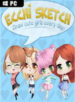 Ecchi Sketch: Draw Cute Girls Every Day! for PC