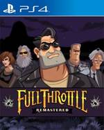 Full Throttle Remastered for PlayStation 4