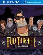 Full Throttle Remastered for PS Vita
