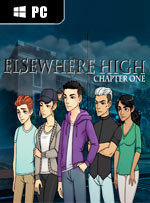 Elsewhere High: Chapter 1 - A Visual Novel for PC