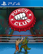 Punch Club for PlayStation 4