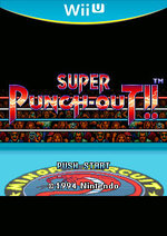 Super Punch-Out!! for Nintendo Wii U