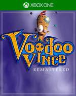 Voodoo Vince: Remastered for Xbox One