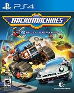 Micro Machines: World Series for PlayStation 4