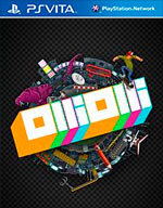 OlliOlli for PS Vita