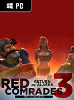 Red Comrades 3. Return of Alaska: Reloaded for PC