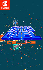 Astro Duel Deluxe for Nintendo Switch